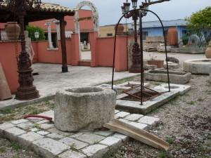 Pozzi in pietra antichi