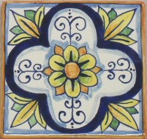 Piastrelle decorate , mattonelle decorate, pannelli ...
