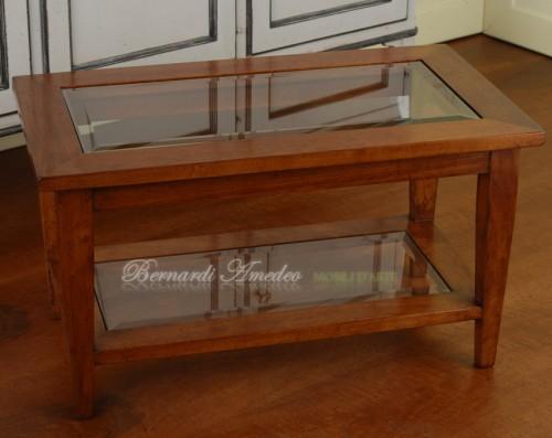 Conforama Tavolini Da Salotto.Tavolino Da Salotto Doppio Ripiano Ros