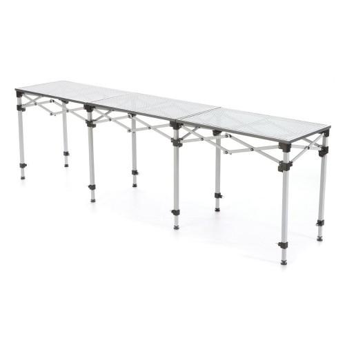 Tavoli Pieghevoli Per Stand.Tavolo In Alluminio Banchetti Fiere Stand Picnic Buffet Lamezia Terme