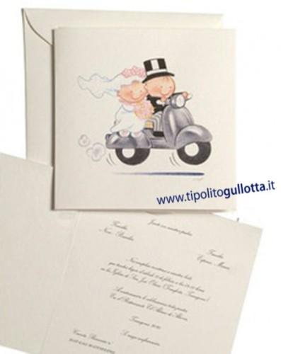 Partecipazioni Matrimonio Catania.Partecipazioni Nozze Catania