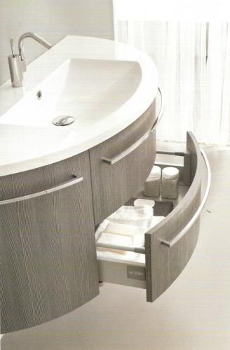 Offerta mobile bagno serie block novabagno victoria for Vendo mobile bagno