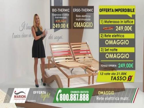 Offerta Light - Marion Materassi : (Cambiago)