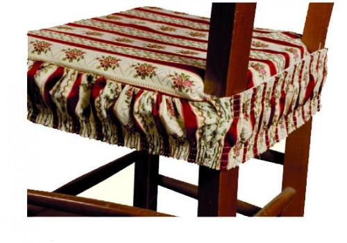 Cuscini sedie cucina : (Tronzano Vercellese)
